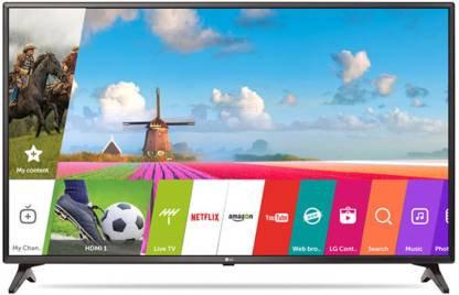 LG 108 cm LED Smart  43LJ617T