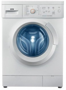 IFB Eva VX Fully-automatic Front-loading Washing Machine (5.5 Kg, White)