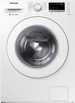 Samsung 7 kg Fully Automatic Front Load  (WW70J42G0KW/TL)
