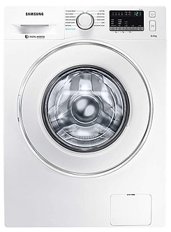 Samsung 8 Kg Fully-Automatic Front Loading Washing Machine (WW80J44G0IW/TL)