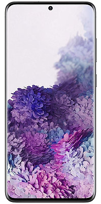 Samsung Galaxy S20 + (Cosmic Black, 8GB RAM, 128GB Storage)