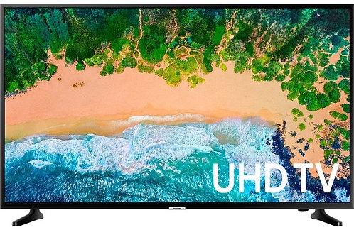 "Samsung 1m 25cm (50"") NU7090 Smart 4K UHD TV"
