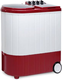 Whirlpool 9.5 kg Semi Automatic Top Load (ACE XL 9.5 Coral Red)