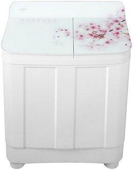 Haier 8.2 kg Semi-Automatic Top Loading Washing Machine (HTW82-178)