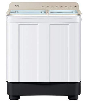 Haier 9.2 Kg Semi automatic top load Washing machine -(HTW92-178)