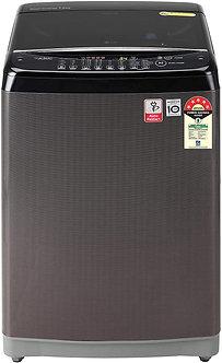 LG 7.0 Kg Inverter Fully-Automatic Top Loading Washing Machine (T70SJBK1Z, Black