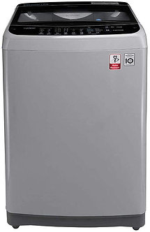LG 7 Kg Inverter Fully-Automatic Top Loading Washing Machine (T8077NEDLJ, Middle