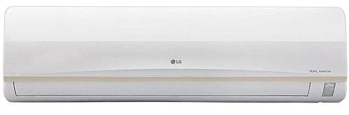 LG 1.5 Ton 3 Star Inverter Split AC (Aluminum JS-Q18PWXA White)