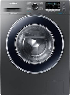 Samsung 8 kg Fully Automatic Front Load (WW80J54E0BX)