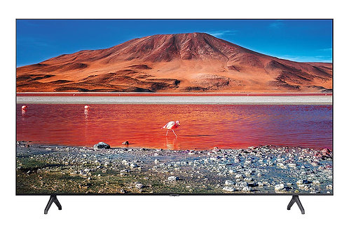 "Samsung (55"") TU7200 4K Smart Crystal UHD TV"