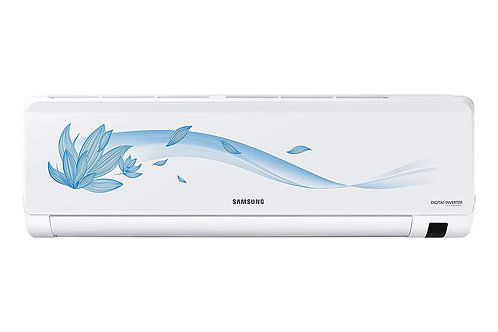 Samsung 1.0 Ton 3 Star Inverter Split AC (Copper AR12TV3HFTZ White Paradise Bloo