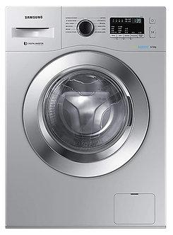 Samsung 6.5 Kg Fully-Automatic Front Loading Washing Machine (WW65R22EK0S/TL)