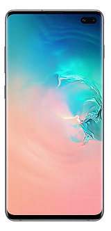 Samsung Galaxy S10 Plus (White 8GB RAM, 128GB Storage)