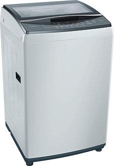 Bosch 7 Kg Fully-Automatic Top Loading Washing Machine (WOE704Y0IN, Grey)