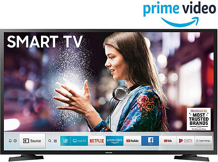 "Samsung 80cm (32"") N4300 Smart HD TV"