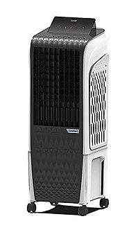 Symphony Diet 3D 20i Air Cooler with 3-side cooling pads