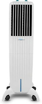 Symphony Diet 35T Tower Air Cooler Tower Air Cooler  (White, 35 Litres)
