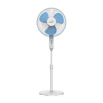V-Guard Finesta STS Plus 16 (White Blue) Pedestal Fan