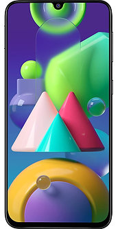 Samsung Galaxy M21 (Raven Black, 6GB RAM, 128GB Storage)