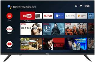 Haier LE55K6600HQGA 55-inch Ultra HD 4K Smart LED TV