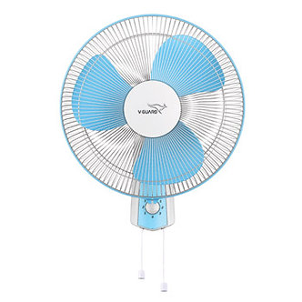 V-Guard STS Plus 16 (White Blue) Wall Fan