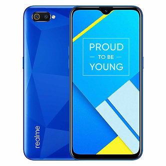 Realme C2 (Diamond Blue , 2+32GB)