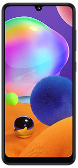 Samsung Galaxy A31 (Prism Crush Black, 6GB RAM, 128GB Storage)