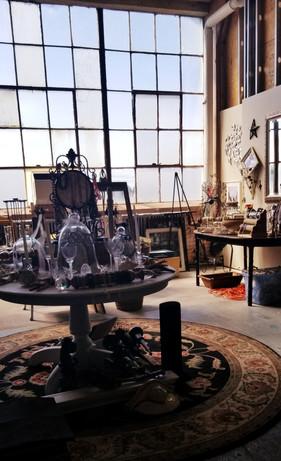 Great studio space...