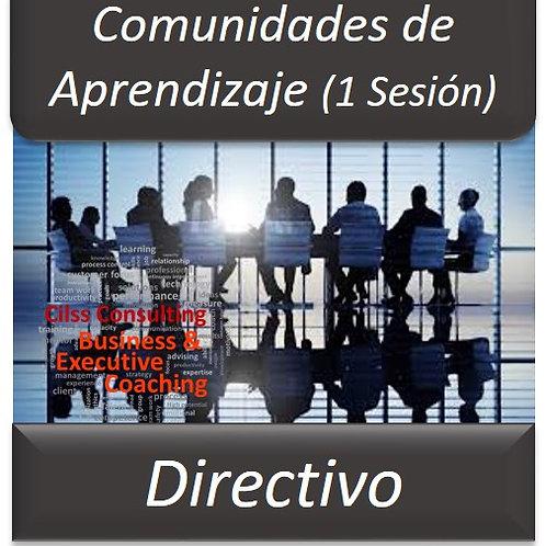 Comunidades de Aprendizaje Directivo - Sesión 1 Hora