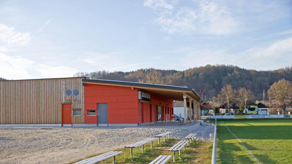Vereinsheim Julbach 2