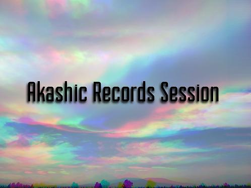 Akashic Records Session