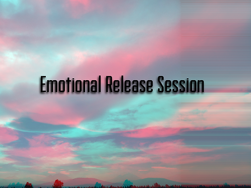 Emotional Release Session