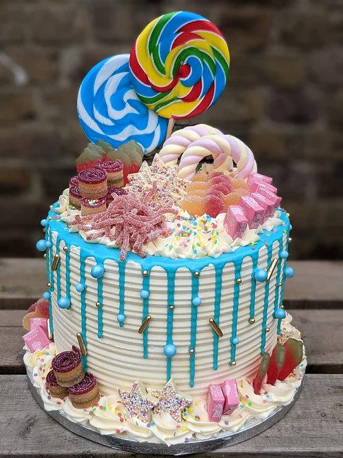 Sweet Overload Cake
