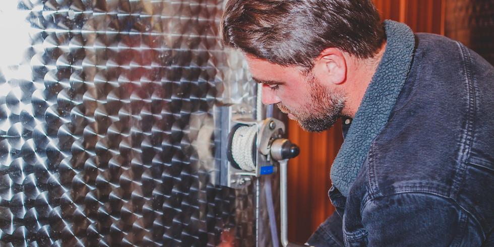Winemaker Stories with Country Vines' Winemaker, Lucas Hogler