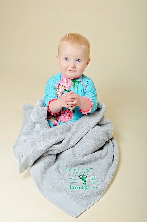Infant Doit4Loui Hooded Towel