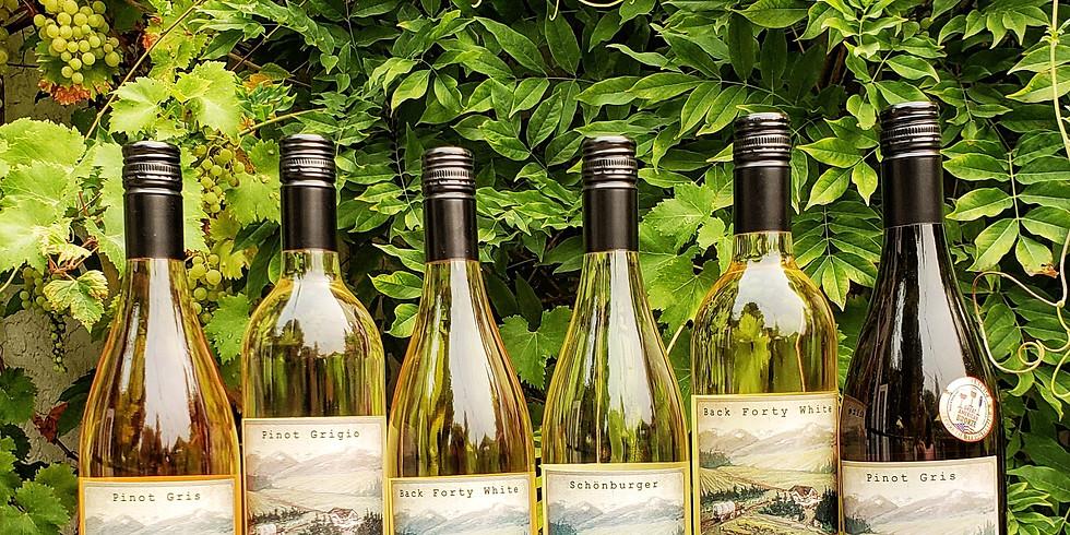 Estate Wine Virtual Wine Tasting
