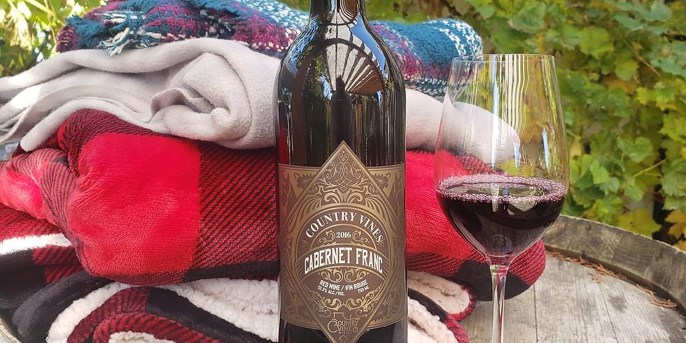 Cabernet Franc Varietal Wine Tasting