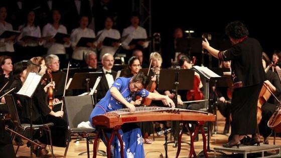 复友合伙人出席普林斯顿国际中国音乐节