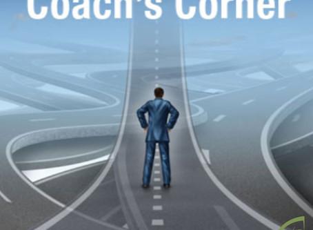 Coach's Corner - In Teams we Trust