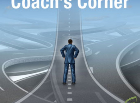 Coach's Corner - Changing Others, Change Ourselves