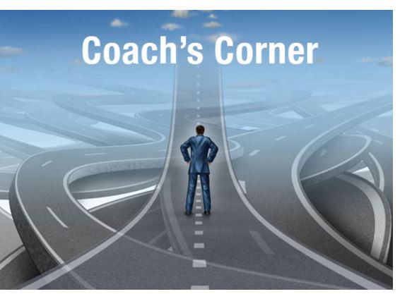 Coach's Corner - What Questions are We Asking?