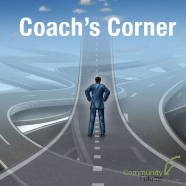 Coach's Corner - New Year, New Habit