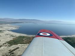 Salton Sea Flying