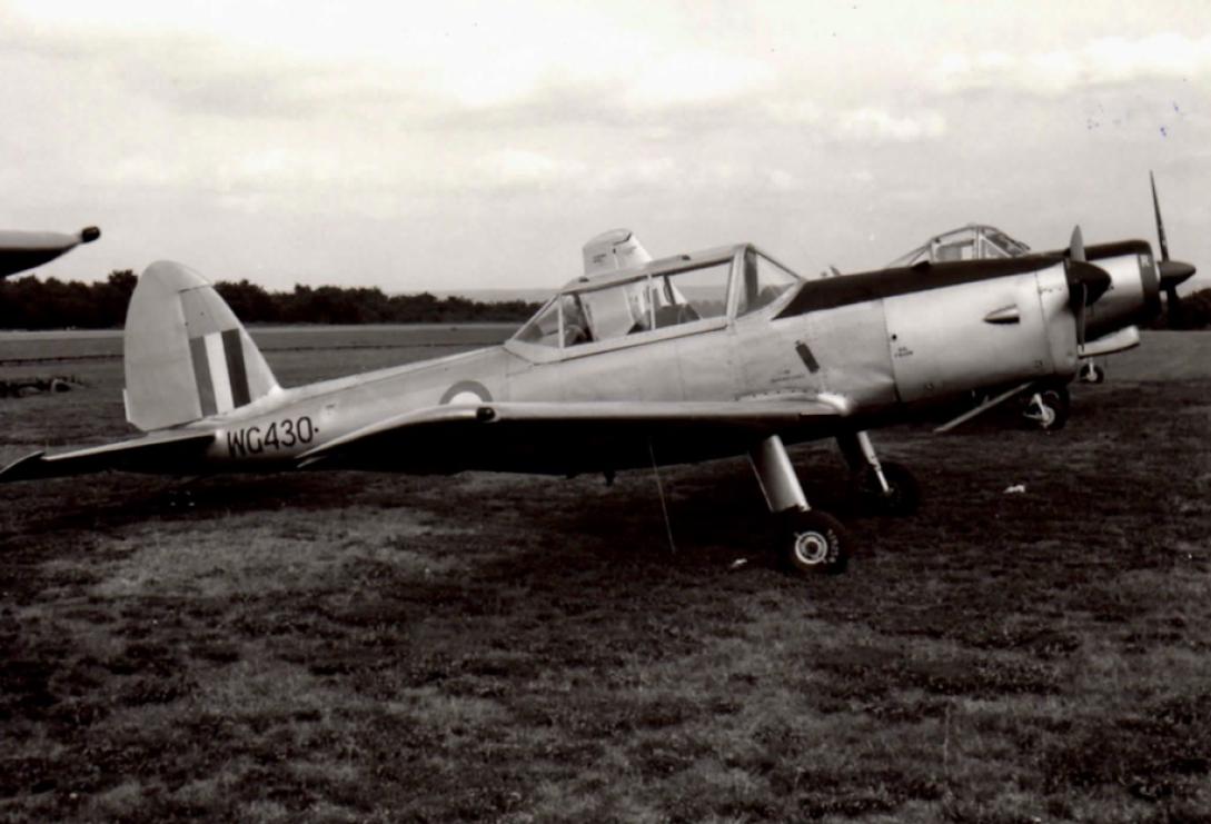 Blackbushe Airport 1958
