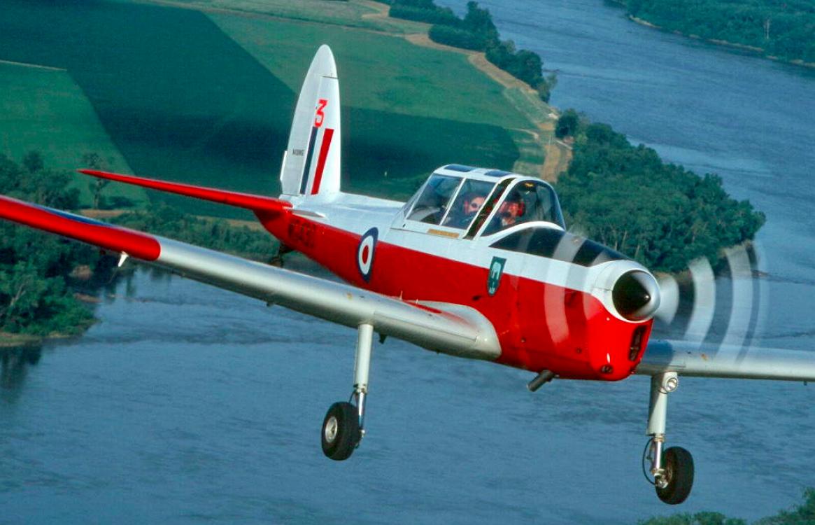 2005 formation flight