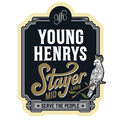 Young Henrys The Stayer 50L KEG