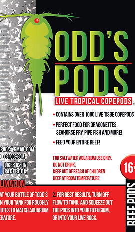 Todd's Pods 2 16oz Bottle
