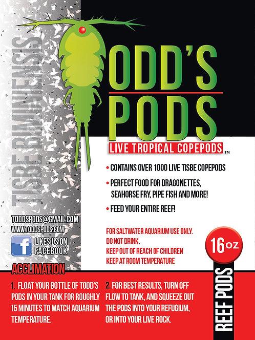 Todd's Pods 2 16oz Bottle