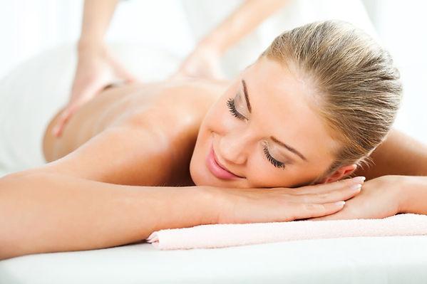 Massage du dos - Blonay - Katia Meyer