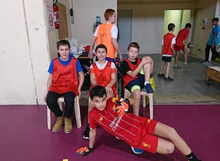 Futsal benjamins